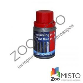 Aqua Medic PH 4 test fluid Тест для калибровки