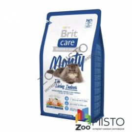 Brit Care Cat Monty I am Living Indoor для кошек живущих в помещении
