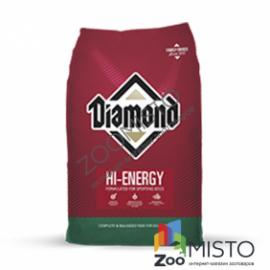 Nutra Diamond Hi-Energy для собак с повышенной физической активностью