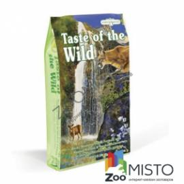 Taste Of The Wild - Rocky Mountain Feline для кошек с запеченой олениной и копченым лососем