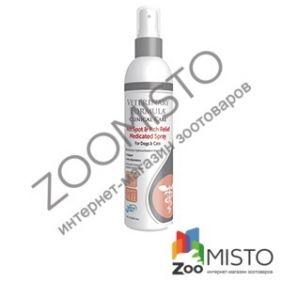 Veterinary Formula Hot Spot & Itch Relief Spray антиалергенний спрей для собак з лідокаїном, гідрокортизоном і алантоїном