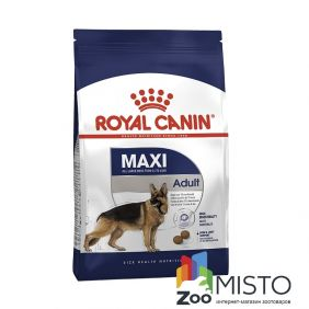 Royal Canin Maxi Adult для собак крупных пород от 15 мес. до 5 лет