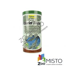 Tetra Pond Sterlet Sticks Корм для стерляди и осетров