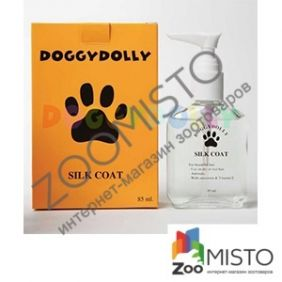 DoggyDolly Silk Coat Средство по уходу за шерстью собак