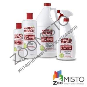 8in1 Natures Miracle Stain & Odor Remover Устранитель пятен и запахов птиц универсальный