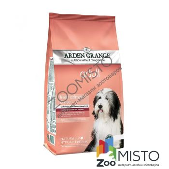Arden Grange Adult Dog Salmon & Rice