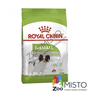 Royal Canin X-Small Adult 0,5 кг